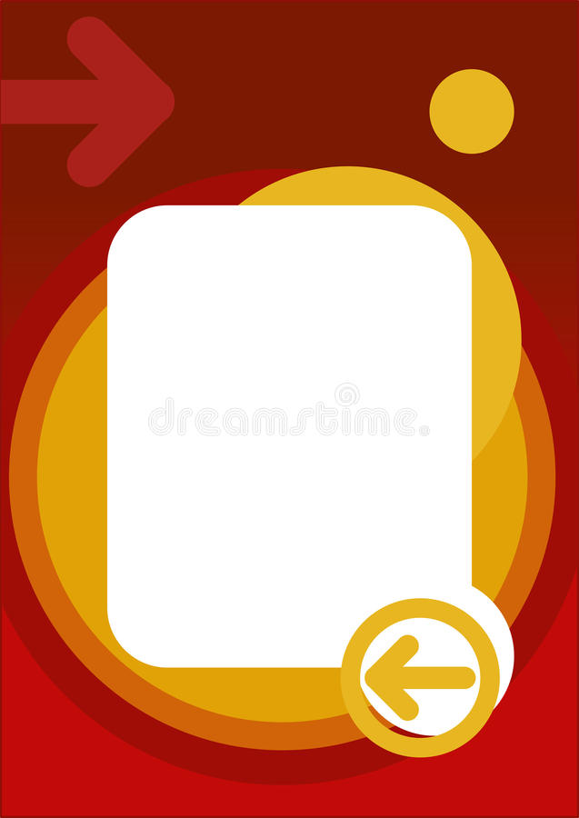 Firmenkundengeschäft-Hintergrund lizenzfreie abbildung