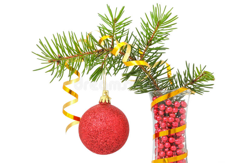 Download Firry branch stock photo. Image of ornaments, needle - 12056318