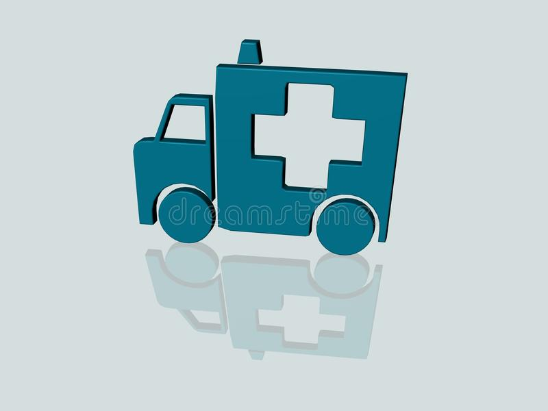 Download First aid stock illustration. Illustration of hospital - 16826736