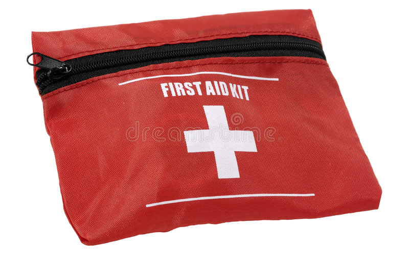 First Aid Stock Image