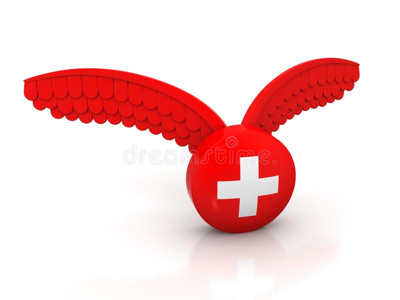 First aid concept vector illustration