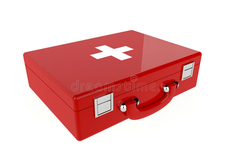 Download First Aid Kit Stock Photos - Image: 27098223