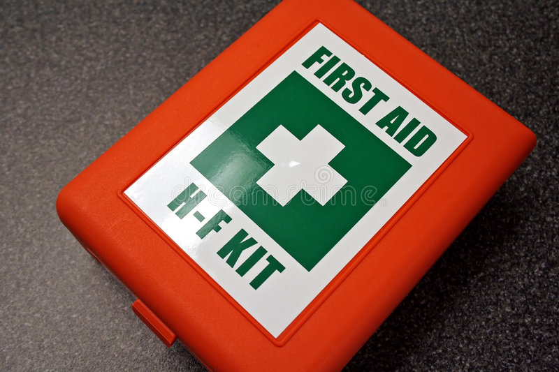 Download First Aid Kit Stock Image - Image: 506511