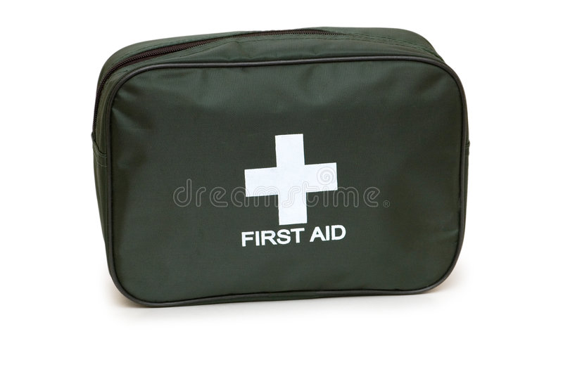 Download First Aid Kit Royalty Free Stock Image - Image: 5957246