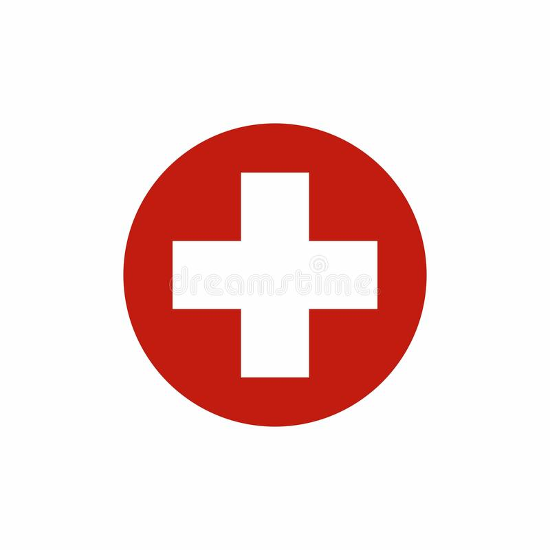 First Aid Kit icon vector design royalty free illustration