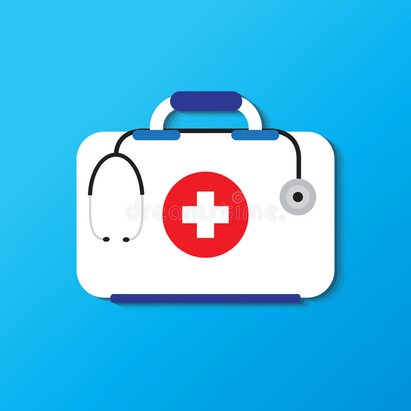 Free First Aid Kit, Medical Kit Royalty Free Stock Photography - 47233587