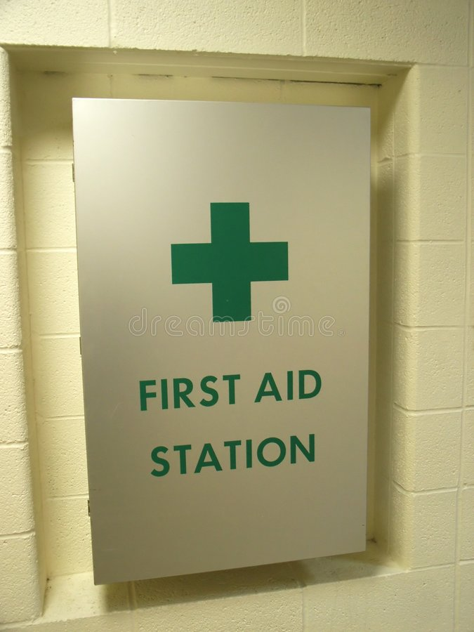 Free First Aid Station Stock Photos - 332733