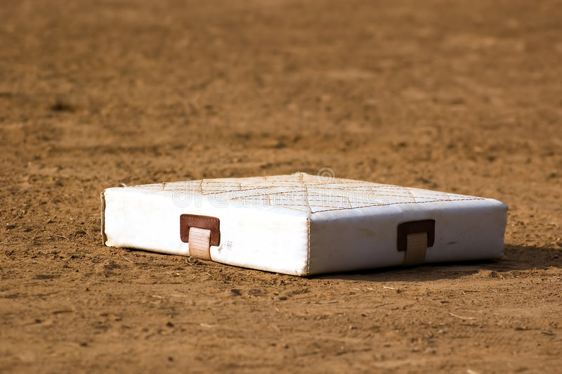 Download First Base stock photo. Image of base, dirt, safe, first - 849508