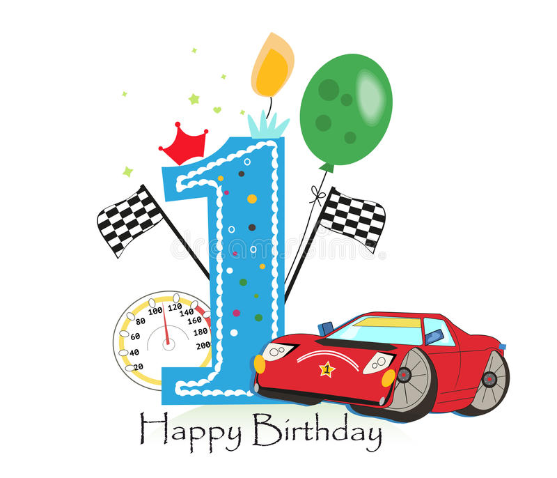 Birthday Cars Stock Illustrations 669 Birthday Cars Stock Illustrations Vectors Clipart Dreamstime