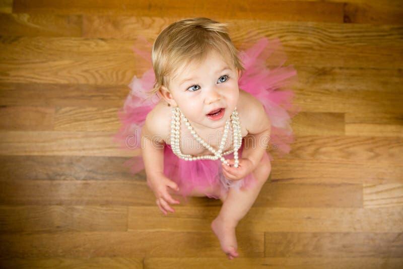 First Birthday Photoshoot. 1st Birthday and Cakesmash Photoshoot royalty free stock image