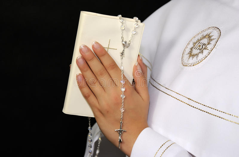Download First Communion Royalty Free Stock Photos - Image: 19983318