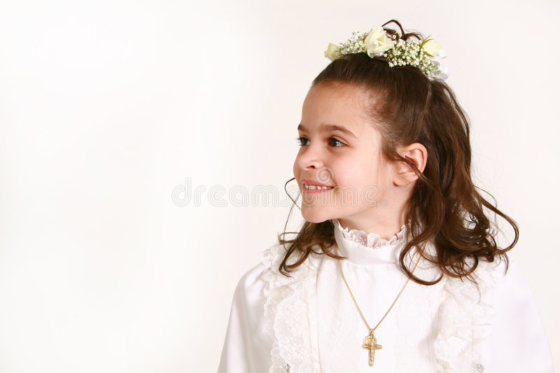 Download First communion 4 stock photo. Image of caucasian, church - 9364460