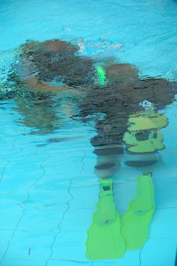 Download The first dive stock photo. Image of diver, outdoors, fingers - 1302350
