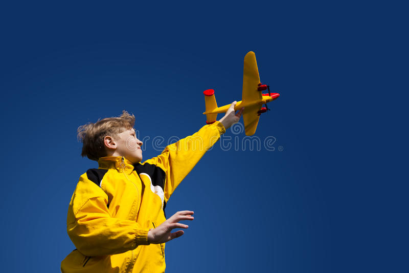 Download First flight stock photo. Image of activity, little, child - 25400364