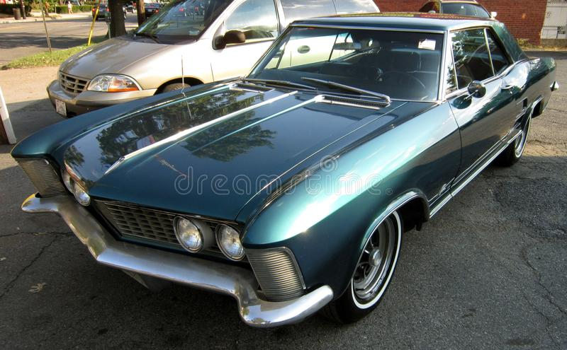 Download First Generation Buick Riviera Editorial Stock Photo - Image: 26748893