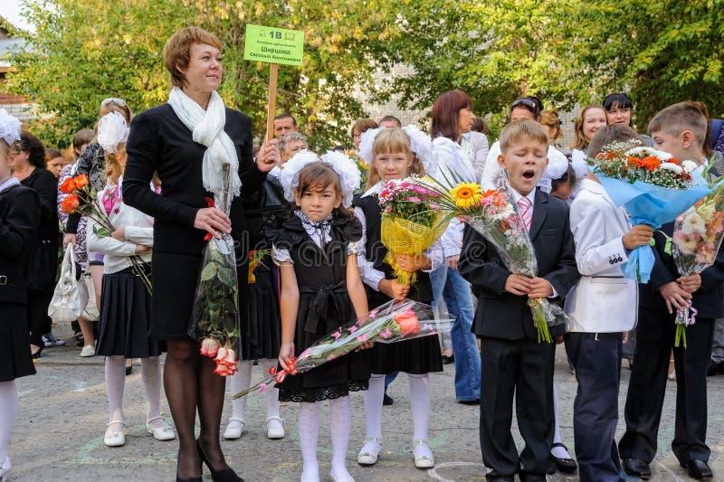 поздравления первого учителя для первоклассников на линейке 1 сентября коржа