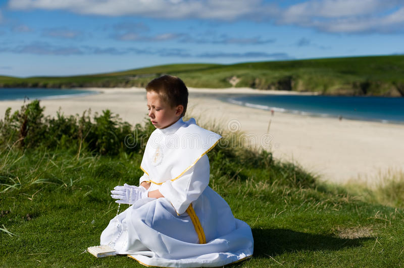 Download First Holy Communion Royalty Free Stock Images - Image: 19312939