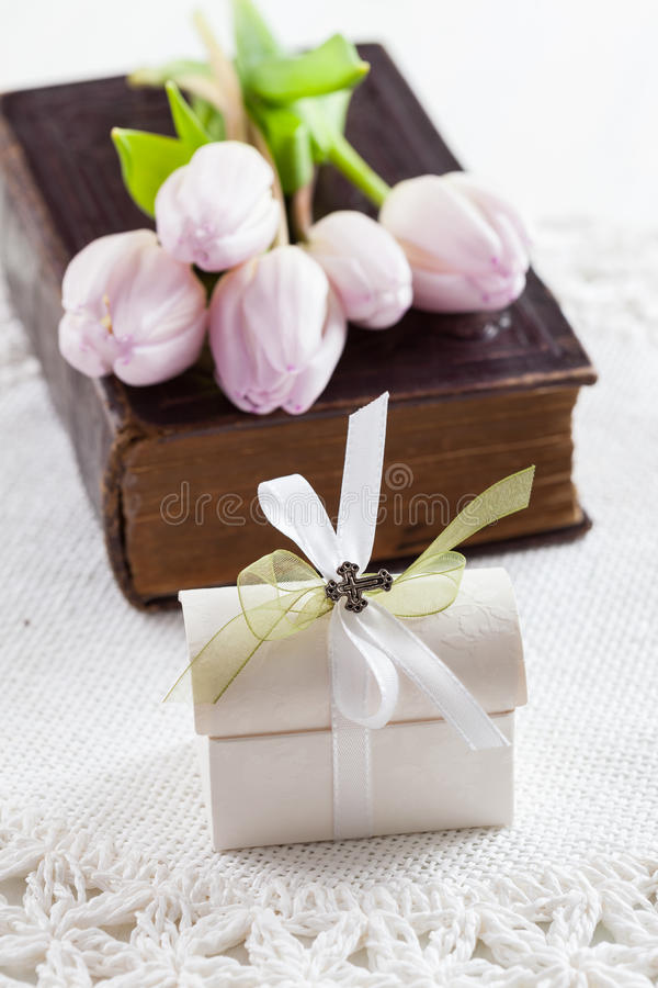 Free First Holy Communion Stock Image - 70208041