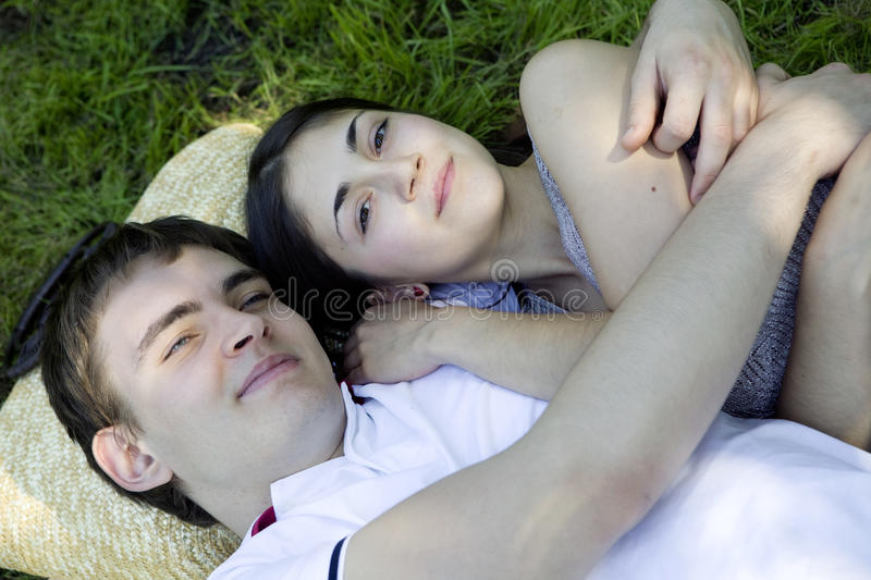 Download First love stock photo. Image of love, teen, couple, problems - 11393190