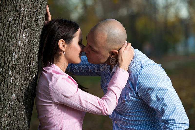 First Love royalty free stock photo