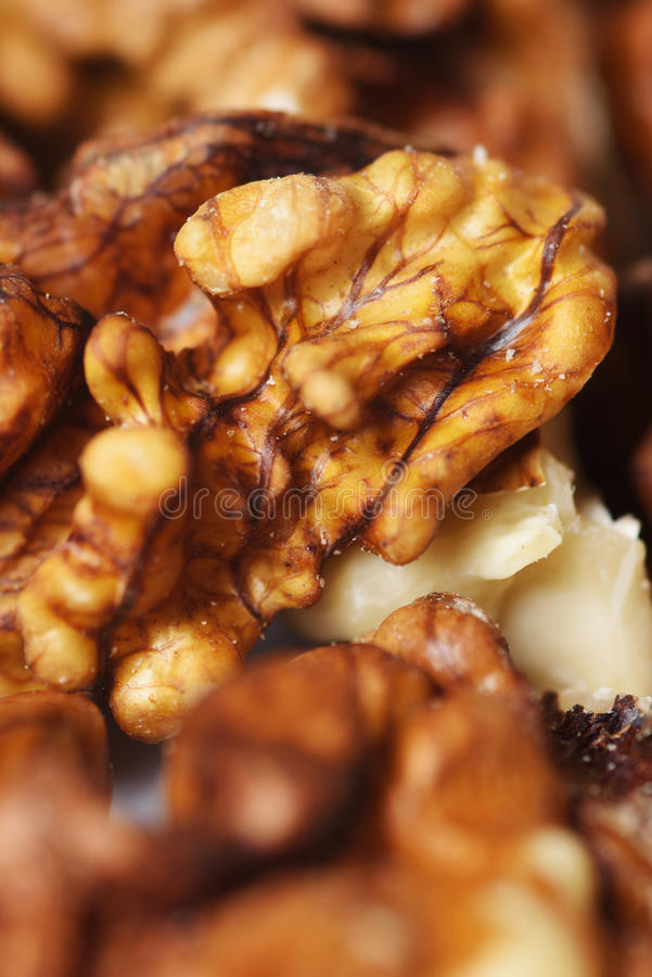 First Quality Nut Kernel royalty free stock photo