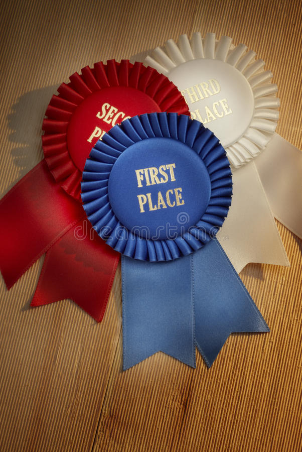 Download First, second, third place stock image. Image of symbol - 13033023