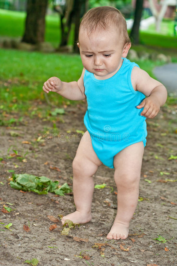 Download First steps stock image. Image of uneasy, explore, struggle - 20176415