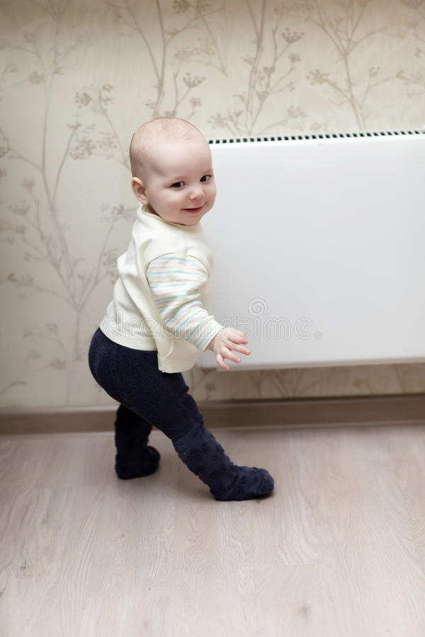 Download First steps stock image. Image of person, happiness, face - 24229633