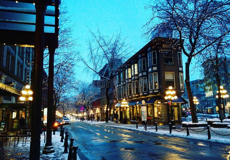 Gastown royalty free stock images