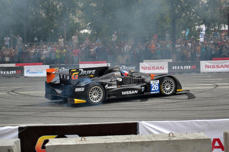 Download For The First Time In Tyumen 18.08.2013 Grandiose Nismo G-Drive Editorial Stock Image - Image of races, holiday: 33006809