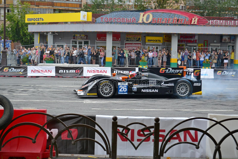 For the first time in Tyumen 18.08.2013 grandiose Nismo G-Drive
