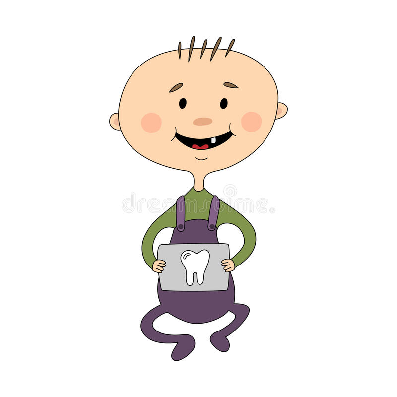 First tooth stock images