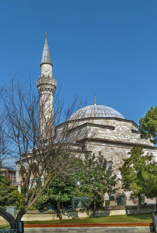 Firuz Aga Mosque, Istambul imagens de stock royalty free