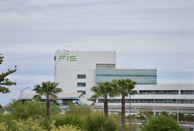 FIS διεθνές, Τζάκσονβιλ, Φλώριδα στοκ εικόνες