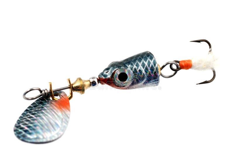 Fisch-Haken lizenzfreies stockbild