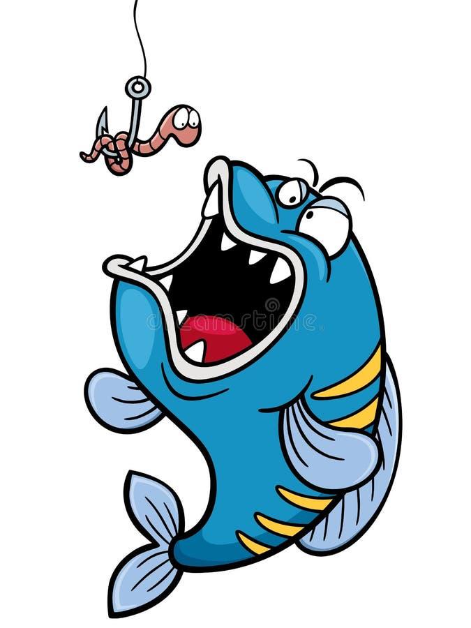 Fische vektor abbildung