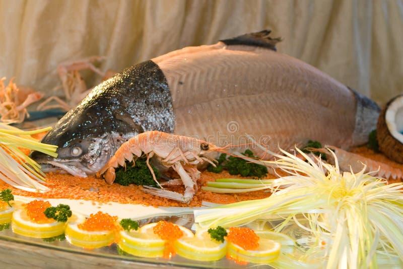Fische für Abendessen lizenzfreie stockbilder