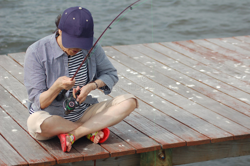 Fischen stockfotos