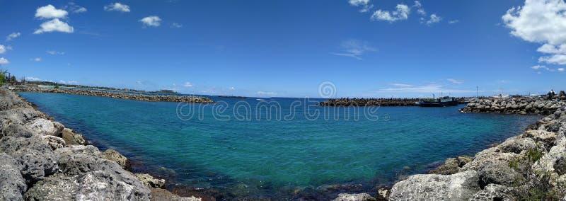 Fischen-Hafen, Prinzessin Alice Hwy, Bridgetown, Barbados stockbilder