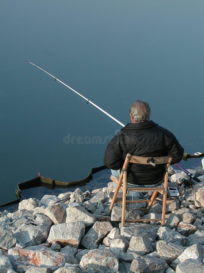 Download Fischer stockfoto. Bild von fische, älter, fischer, fischen - 33526