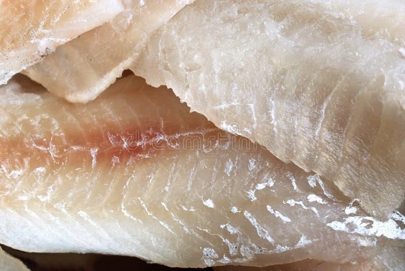 Fischfiletbeschaffenheit stockfotos