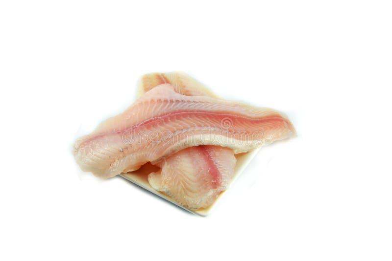 Fischfleisch lizenzfreie stockbilder