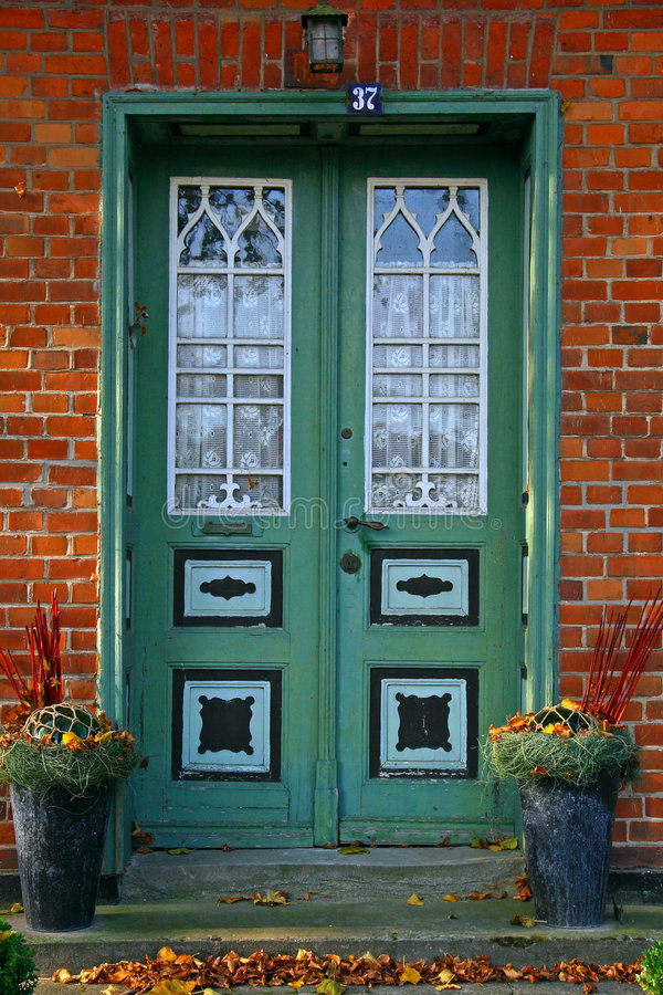 Free Fischland-doors Royalty Free Stock Images - 3617909