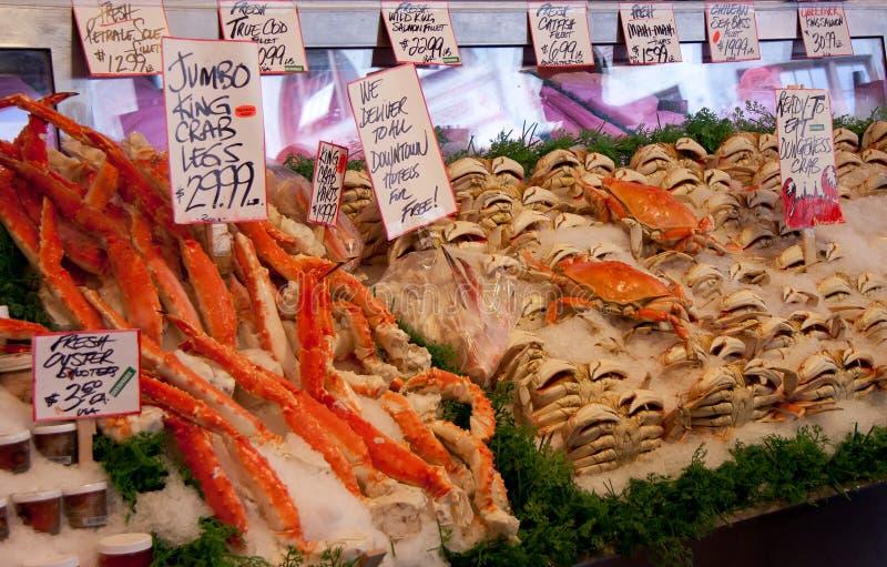 Fischmarkt lizenzfreie stockfotografie