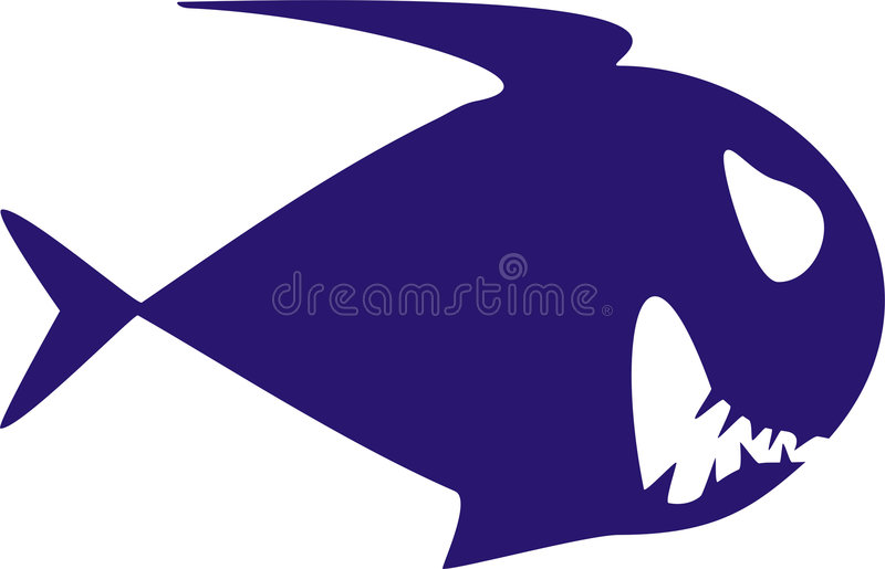 Fish-1 vector illustration