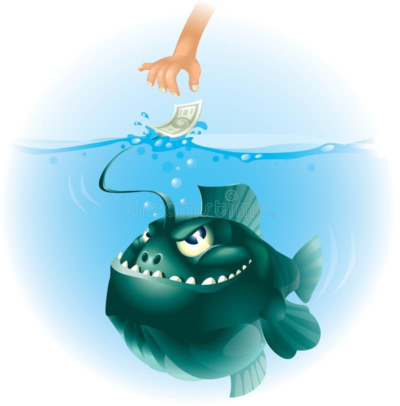 Fish_2 stock illustratie