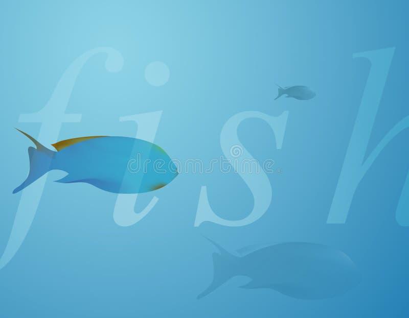 Fish stock illustration