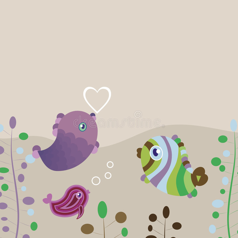 Download Fish Background Royalty Free Stock Photography - Image: 8427467