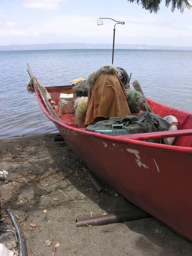 Fish Boat Free Stock Photography