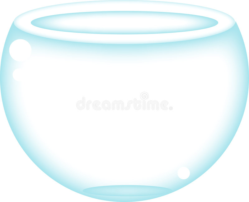 Fish Bowl Stock Images